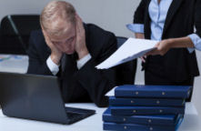 Unhappy workers will lack motivation and perform below expectations